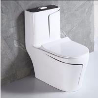 卫生间彩色陶瓷卫浴独特新款简约高温彩色马桶座便器