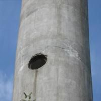 供应锅炉烟囱墙体钻孔-专业施工、技术精湛