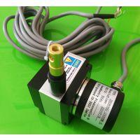 济南众标专业生产成槽机拉绳位移传感器