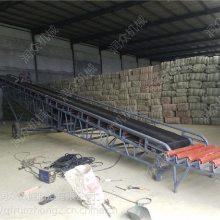 服装厂仓库装卸车皮带输送机 工作台皮带输送机 润众