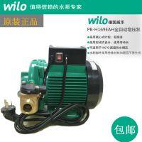 威乐水泵PB-H169EAH冷热水全自动自来水家用增压泵热水器加压泵