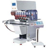 全自动移印机优彩160单色自动化转盘移印机厂家