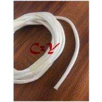 定纹管 绝缘套管 阻燃编织管 自熄管 耐高温600度硅纤定纹管