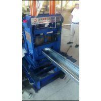 彩钢瓦机器直销河北地鑫机器C型钢设备无极切断设备