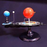 三球仪日月地三球仪天体运行模型太阳地球月亮运动模型