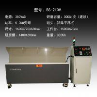 小型磁针抛光机BS-170V浙江博维思制造