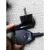 VDE标志认证磁性插头电线 远润IEC认证VDE插头磁性