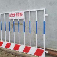 广东省hysw建筑施工电梯井口安全门高温烤漆护栏 -747