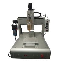 全自动热熔胶点胶机 300ML容量针筒式点胶机 深圳路盛达
