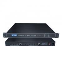 酒店电视系统8路HDMI音视频高清编码器H.264支持图片字幕叠加IPTV前端