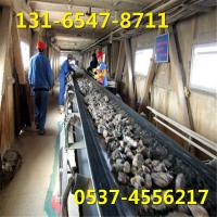兴亚麻袋货品装车省力带式输送机 电动升降装车皮带输送机