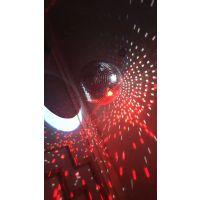厂家直销 虹美 镜面球 魔幻球 玻璃球 ktv悬再空中玻璃球 ktv浪漫效果