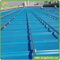 厂房彩钢瓦屋顶太阳能支架
