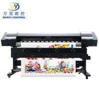 深圳直销1.9米数码写真机 广告压电打印机 喷绘机 低价位上门安装