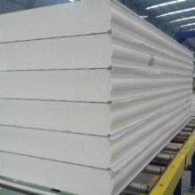 1100mm宽聚氨酯冷库板生产厂家宝润达特殊彩钢冷库板尺寸生产