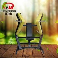 恒庆健身器材HQ-202宽位推胸训练器 健身房运动力量 可定制颜色