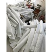祥云供应工业用除尘设备配件 拒水防油针刺毡常温布袋 加工定制