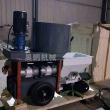 全自动水泥喷浆机匠心制造操作简单
