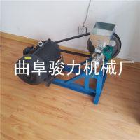 新款电动玉米膨化机 小型五谷杂粮膨化机 骏力牌 220/380v江米棍机 价格