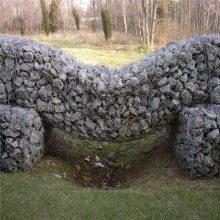 石笼网厂 边坡加固 砌块墙钢丝网加固
