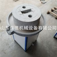 农用小型绿色环保石磨机 黄豆磨浆机 磨坊专用石磨机 振德机械