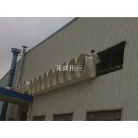 芜湖车间降温设备,工厂排烟系统,负压风机厂家