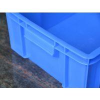 供应佛山乔丰厂家直销塑胶周转箱小零件箱42*30*15元件箱