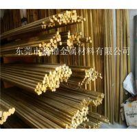 C36000铜排 C36000环保铜切削性能 进口黄铜六角棒直销商