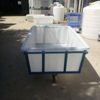 济源1200Lpe方箱 牛筋水产长方形塑料箱 耐磨耐压