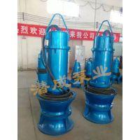 轴流排涝泵的使用规程 防洪防汛专用排水泵 排涝泵的故障解决