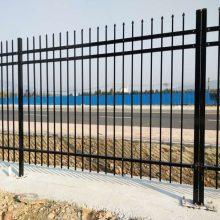 梅州光伏电站隔离围栏 组装式锌钢栅栏 清远围墙护栏