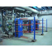 板式换热器冬季盖暖热水应用