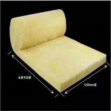 高品质高温玻璃棉卷毡 9公分玻璃棉卷生产厂家