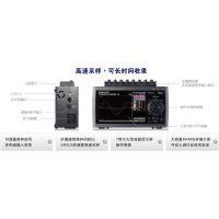 日本图技GRAPHTEC GL980高速数据记录仪多通道温度记录仪