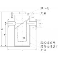 篮式过滤器使用效果中国香港