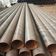 12米定尺螺旋钢管Φ630*14厚壁螺旋钢管厂家生产