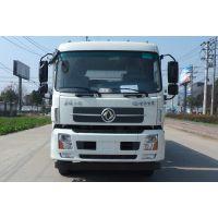 供应东风16吨HYS5180TXSE5型天然气洗扫车6.7L