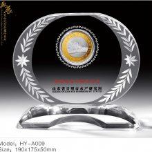高端上市礼品制作批发 公司上市礼品选什么较有意义 纪念币摆件定制
