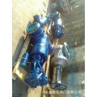 伞齿轮高温高压焊接式闸阀 Z562Y-200