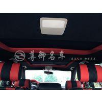 深圳尊御奥迪S6内饰改装、仪表台修复翻新、通风座椅