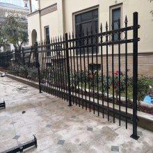 锌钢围栏价格 清远栅栏式组装护栏 珠海工厂围墙围栏包施工