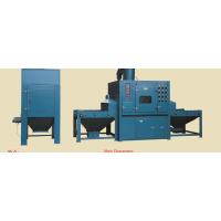 海恩特自动喷砂机四川厂家研制非标自动喷砂机