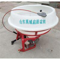塑料桶撒肥机大容量撒肥器大撒幅扬肥器颗粒肥撒播机农业机械185-53491180