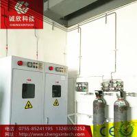 内蒙古诚欣供应工业气体管道安装 实验室管道工程 气体充装系统工程