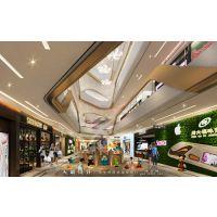 天霸设计善于满足长春超市装修设计多层次多方位需求