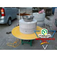 手摇石磨机销售 制作石磨机供应