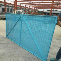 高层建筑外围施工爬架网新型全钢爬架网建筑工程冲孔板安全网厂家直销