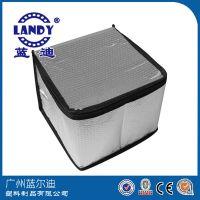 双面纯铝单泡蔬菜包装保温盒 生鲜冻肉纸箱铝箔内衬袋纸箱防潮湿保持干燥