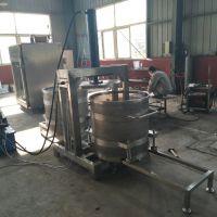 思路供应不锈钢榨汁机 酒糟压榨过滤机 水果蔬菜压榨机械出汁率高操作简单