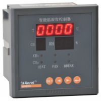 安科瑞WHD96-11/J 1路温湿度控制器 带报警
